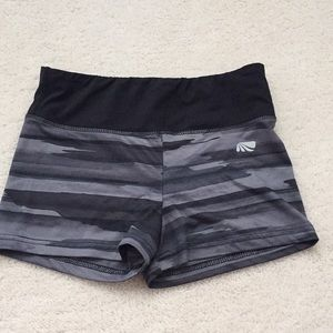 Workout shorts--spandex